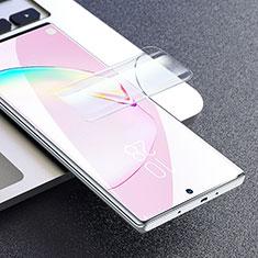 Film Protection Protecteur d'Ecran Integrale pour Samsung Galaxy S20 Ultra 5G Clair