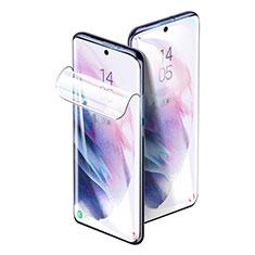 Film Protection Protecteur d'Ecran Integrale pour Samsung Galaxy S21 5G Clair
