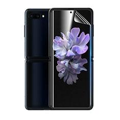Film Protection Protecteur d'Ecran Integrale pour Samsung Galaxy Z Flip 5G Clair