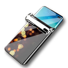 Film Protection Protecteur d'Ecran Integrale Privacy pour Samsung Galaxy S10 5G SM-G977B Clair