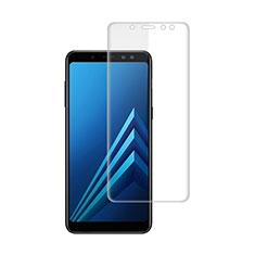 Film Protection Protecteur d'Ecran pour Samsung Galaxy A8+ A8 Plus (2018) A730F Clair