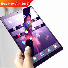 Film Protection Protecteur d'Ecran Verre Trempe Anti-Lumiere Bleue B01 pour Apple iPad New Air (2019) 10.5 Clair