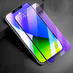 Film Protection Protecteur d'Ecran Verre Trempe Anti-Lumiere Bleue B01 pour Apple iPhone 12 Pro Clair