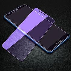 Film Protection Protecteur d'Ecran Verre Trempe Anti-Lumiere Bleue B01 pour Huawei Honor 7A Clair
