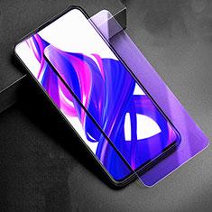 Film Protection Protecteur d'Ecran Verre Trempe Anti-Lumiere Bleue B01 pour Huawei Honor 9X Pro Clair