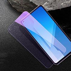 Film Protection Protecteur d'Ecran Verre Trempe Anti-Lumiere Bleue B01 pour Huawei Honor Play4 5G Clair