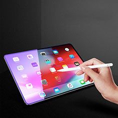 Film Protection Protecteur d'Ecran Verre Trempe Anti-Lumiere Bleue B02 pour Apple iPad Pro 12.9 (2018) Clair