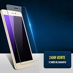 Film Protection Protecteur d'Ecran Verre Trempe Anti-Lumiere Bleue B02 pour Xiaomi Redmi 3 High Edition Clair