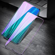 Film Protection Protecteur d'Ecran Verre Trempe Anti-Lumiere Bleue B02 pour Xiaomi Redmi Note 8 Pro Clair
