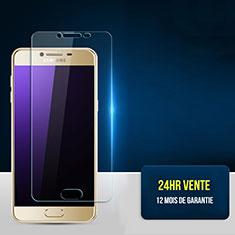 Film Protection Protecteur d'Ecran Verre Trempe Anti-Lumiere Bleue B03 pour Samsung Galaxy C7 SM-C7000 Clair