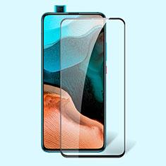 Film Protection Protecteur d'Ecran Verre Trempe Integrale Anti-Lumiere Bleue A01 pour Xiaomi Redmi K30 Pro 5G Noir