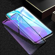 Film Protection Protecteur d'Ecran Verre Trempe Integrale Anti-Lumiere Bleue F02 pour Huawei Honor 30 Lite 5G Noir