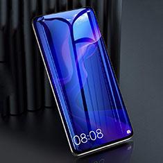 Film Protection Protecteur d'Ecran Verre Trempe Integrale Anti-Lumiere Bleue F02 pour Huawei P40 Lite Noir