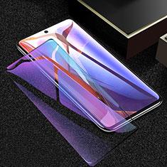 Film Protection Protecteur d'Ecran Verre Trempe Integrale Anti-Lumiere Bleue F02 pour Samsung Galaxy Note 20 5G Noir