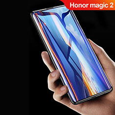 Film Protection Protecteur d'Ecran Verre Trempe Integrale Anti-Lumiere Bleue F03 pour Huawei Honor Magic 2 Noir