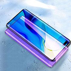 Film Protection Protecteur d'Ecran Verre Trempe Integrale Anti-Lumiere Bleue K03 pour Huawei Nova 7 Pro 5G Noir