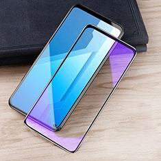 Film Protection Protecteur d'Ecran Verre Trempe Integrale Anti-Lumiere Bleue pour Huawei Honor Play4 5G Noir