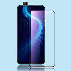 Film Protection Protecteur d'Ecran Verre Trempe Integrale Anti-Lumiere Bleue pour Huawei Honor X10 5G Noir