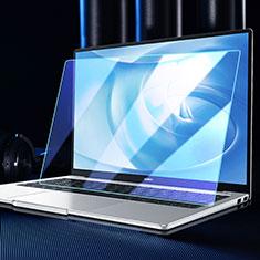 Film Protection Protecteur d'Ecran Verre Trempe Integrale Anti-Lumiere Bleue pour Huawei Matebook D14 (2020) Noir