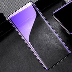 Film Protection Protecteur d'Ecran Verre Trempe Integrale Anti-Lumiere Bleue pour OnePlus 8 Noir