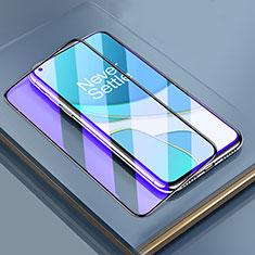 Film Protection Protecteur d'Ecran Verre Trempe Integrale Anti-Lumiere Bleue pour OnePlus 8T 5G Noir
