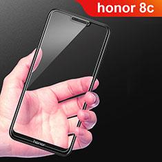 Film Protection Protecteur d'Ecran Verre Trempe Integrale F02 pour Huawei Honor Play 8C Noir
