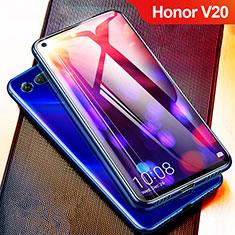 Film Protection Protecteur d'Ecran Verre Trempe Integrale F02 pour Huawei Honor View 20 Noir