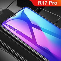 Film Protection Protecteur d'Ecran Verre Trempe Integrale F02 pour Oppo R17 Pro Noir