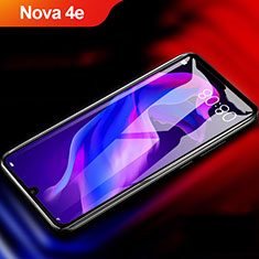 Film Protection Protecteur d'Ecran Verre Trempe Integrale F04 pour Huawei Nova 4e Noir