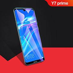 Film Protection Protecteur d'Ecran Verre Trempe Integrale F04 pour Huawei Y7 Prime (2019) Noir