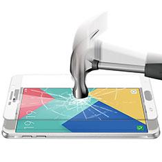 Film Protection Protecteur d'Ecran Verre Trempe Integrale F04 pour Samsung Galaxy A9 (2016) A9000 Blanc
