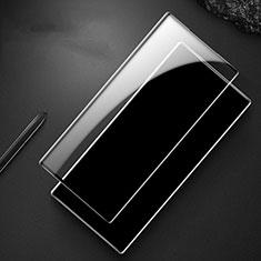 Film Protection Protecteur d'Ecran Verre Trempe Integrale F04 pour Samsung Galaxy Note 10 Plus Noir