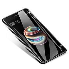 Film Protection Protecteur d'Ecran Verre Trempe Integrale F04 pour Xiaomi Mi A1 Blanc