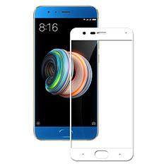 Film Protection Protecteur d'Ecran Verre Trempe Integrale F04 pour Xiaomi Mi Note 3 Blanc