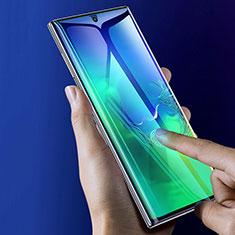 Film Protection Protecteur d'Ecran Verre Trempe Integrale F05 pour Samsung Galaxy Note 10 Plus 5G Noir