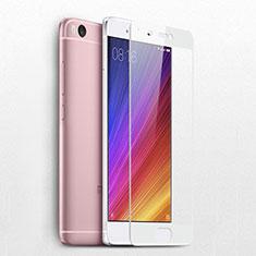 Film Protection Protecteur d'Ecran Verre Trempe Integrale F05 pour Xiaomi Mi 5S Blanc