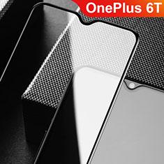 Film Protection Protecteur d'Ecran Verre Trempe Integrale F09 pour OnePlus 6T Noir