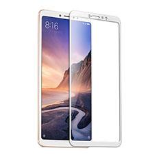 Film Protection Protecteur d'Ecran Verre Trempe Integrale F09 pour Xiaomi Mi Mix 3 Blanc