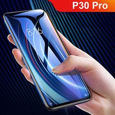 Film Protection Protecteur d'Ecran Verre Trempe Integrale F10 pour Huawei P30 Pro New Edition Noir