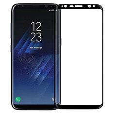 Film Protection Protecteur d'Ecran Verre Trempe Integrale F12 pour Samsung Galaxy S8 Noir