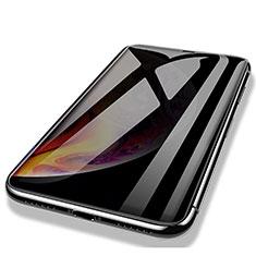 Film Protection Protecteur d'Ecran Verre Trempe Integrale P03 pour Apple iPhone Xs Noir