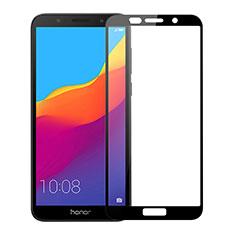 Film Protection Protecteur d'Ecran Verre Trempe Integrale pour Huawei Honor 7S Noir