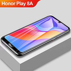 Film Protection Protecteur d'Ecran Verre Trempe Integrale pour Huawei Honor Play 8A Noir