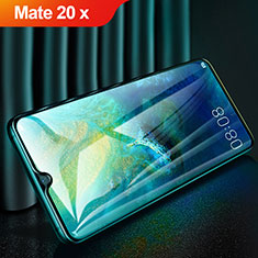 Film Protection Protecteur d'Ecran Verre Trempe Integrale pour Huawei Mate 20 X 5G Noir