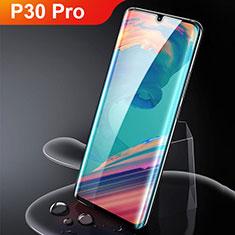 Film Protection Protecteur d'Ecran Verre Trempe Integrale pour Huawei P30 Pro New Edition Noir