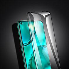 Film Protection Protecteur d'Ecran Verre Trempe Integrale pour Huawei P40 Lite Noir