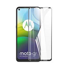 Film Protection Protecteur d'Ecran Verre Trempe Integrale pour Motorola Moto G9 Power Noir