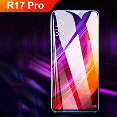 Film Protection Protecteur d'Ecran Verre Trempe Integrale pour Oppo R17 Pro Noir