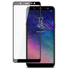 Film Protection Protecteur d'Ecran Verre Trempe Integrale pour Samsung Galaxy A6 Plus (2018) Noir