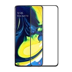 Film Protection Protecteur d'Ecran Verre Trempe Integrale pour Samsung Galaxy A90 4G Noir